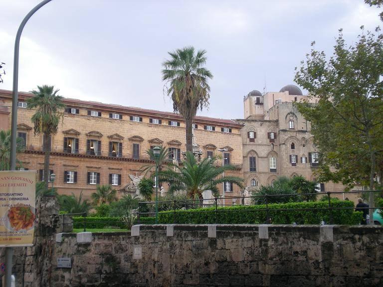 Trilocale in Vicolo Pesacannone, Palermo