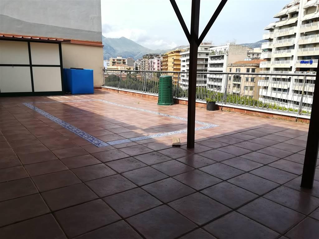 Attico in Piazza Don Bosco, Libertà, Palermo