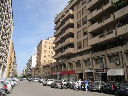 Trilocale in Via Catania, Libertà, Palermo