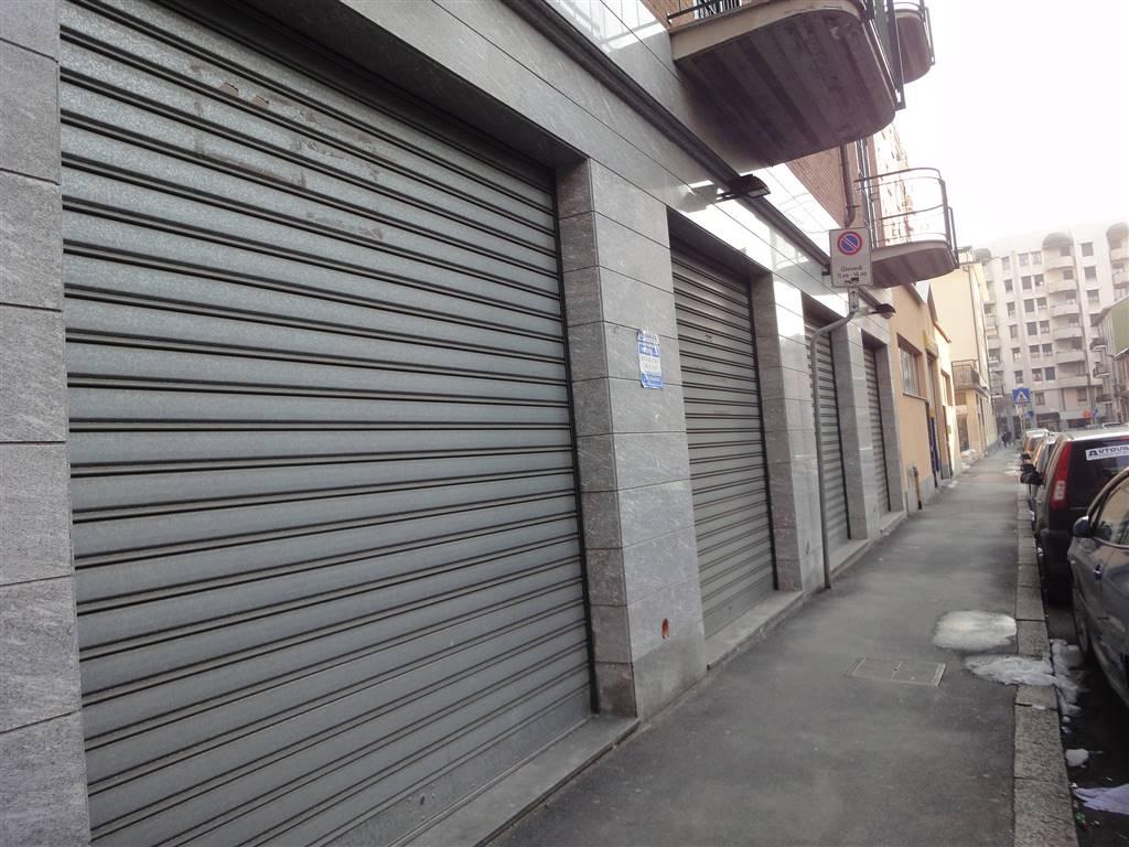 Vendita negozio battisti 36 sesto san giovanni in for Garage autonomo