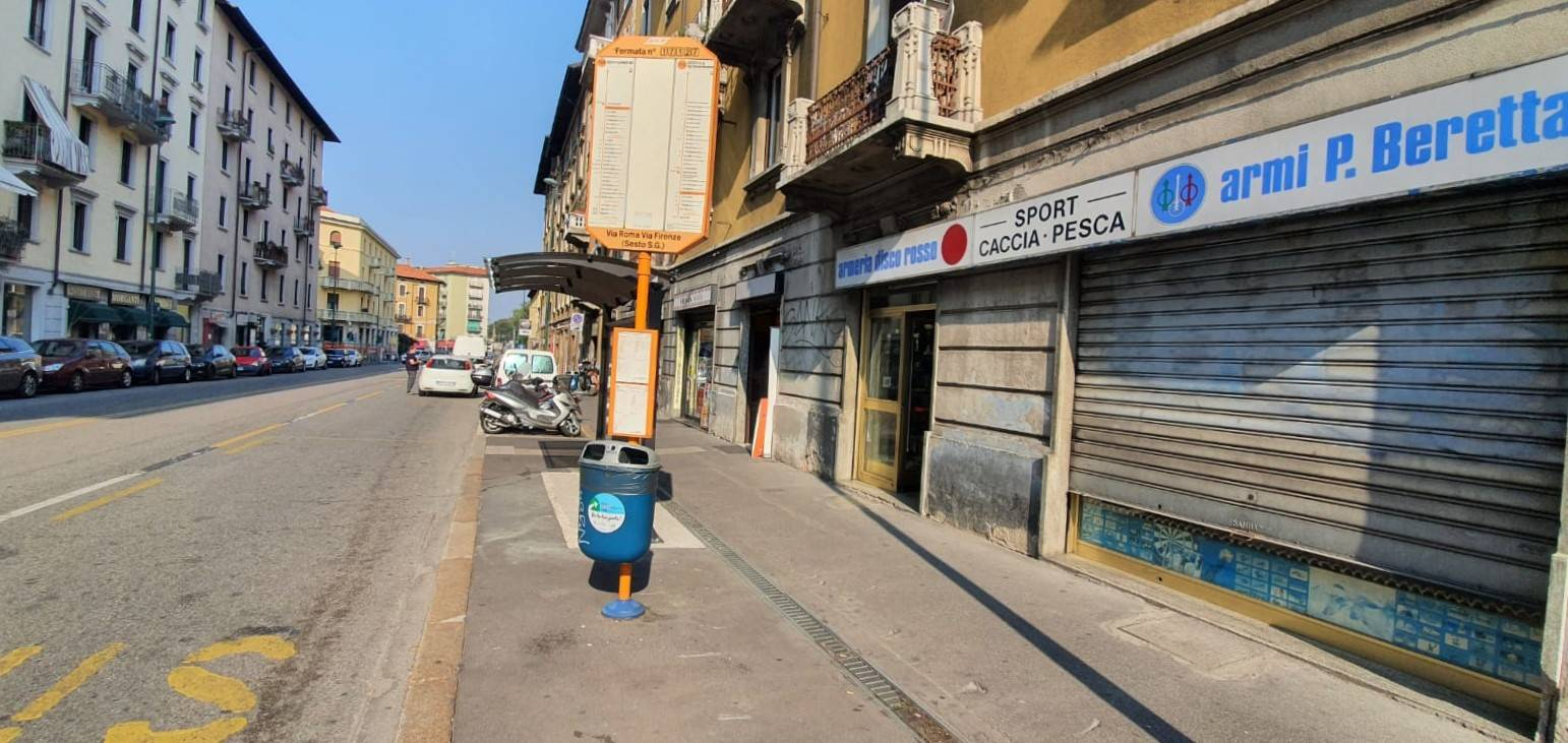 SESTO SAN GIOVANNI, Shop for sale of 84 Sq. mt., Good condition, Energetic class: G, Epi: 175 kwh/m3 year, placed at Ground, composed by: 3 Rooms, 1