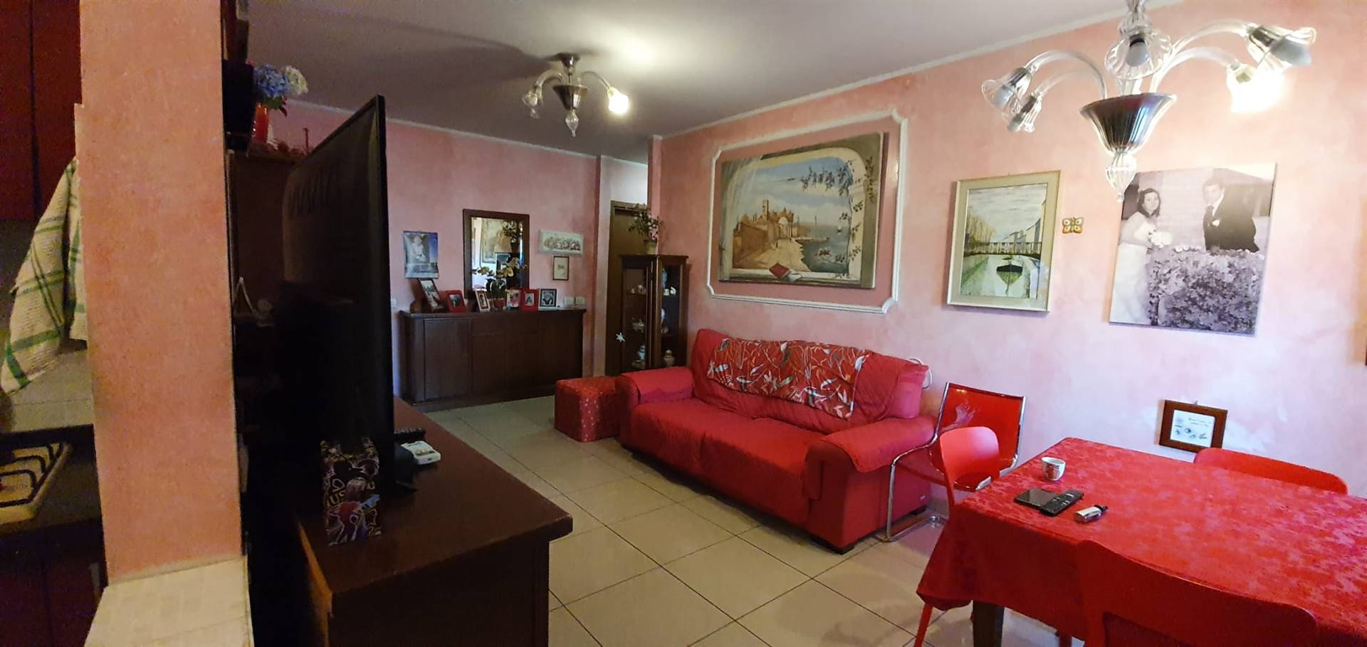 SESTO SAN GIOVANNI, Apartment for sale of 105 Sq. mt., Restored, Heating Centralized, Energetic class: G, Epi: 220 kwh/m2 year, placed at 5° on 6,