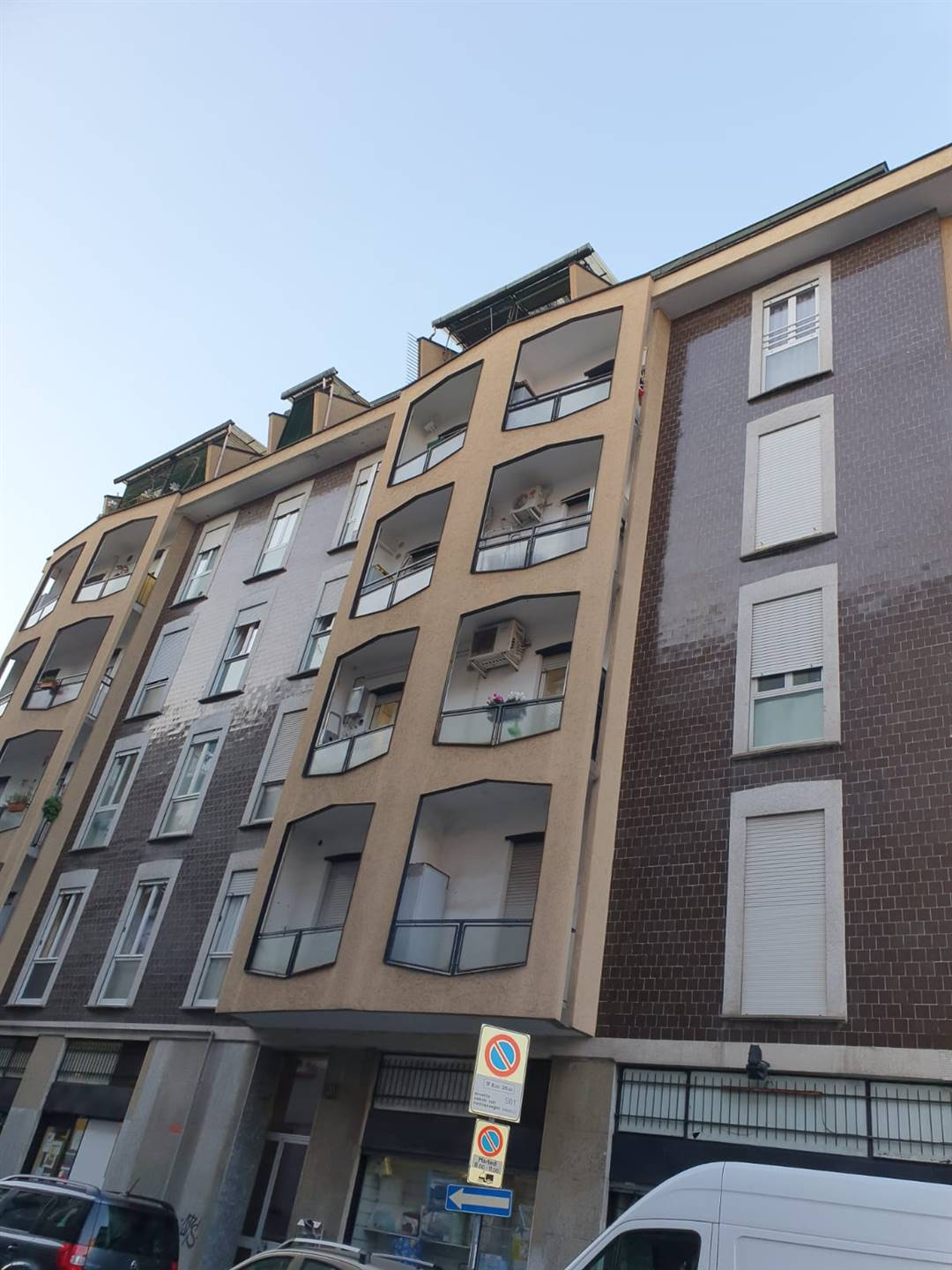 SESTO SAN GIOVANNI, Apartment for sale of 55 Sq. mt., Habitable, Heating Centralized, Energetic class: G, Epi: 175 kwh/m2 year, placed at 4° on 6,