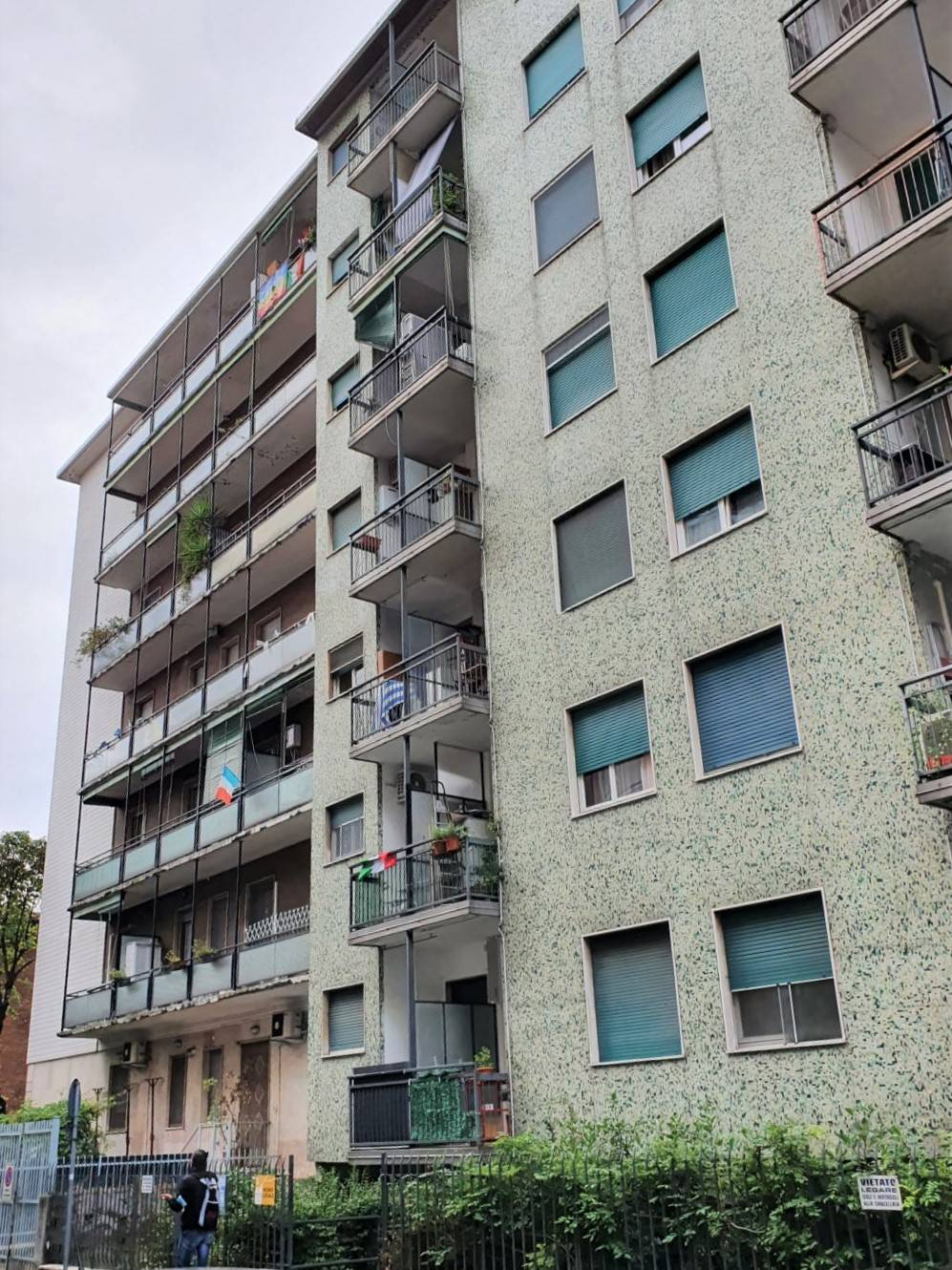 SESTO SAN GIOVANNI, Apartment for sale, Good condition, Heating Centralized, Energetic class: G, Epi: 265,7 kwh/m2 year, placed at 2° on 8, composed