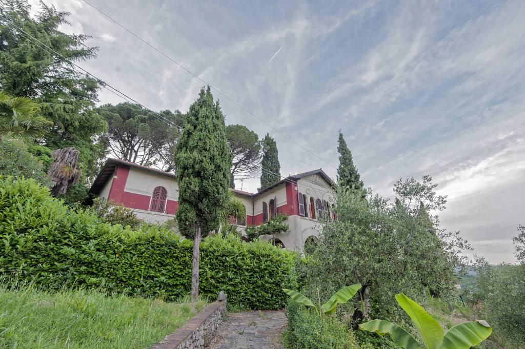 Villa in Via Sant'anna 3, La Spezia