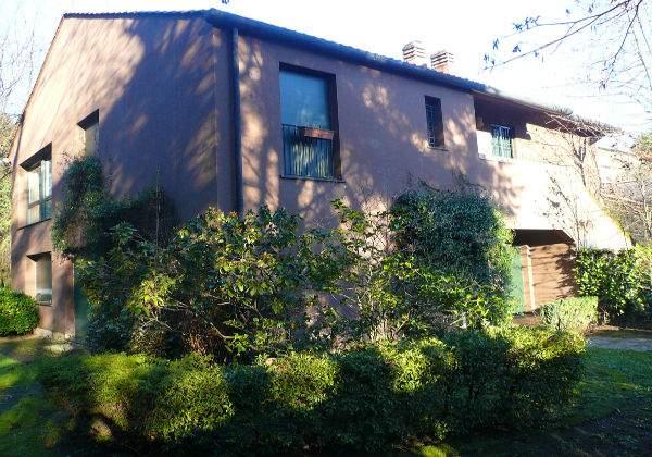 Villa in Via Pellico, Lesmo