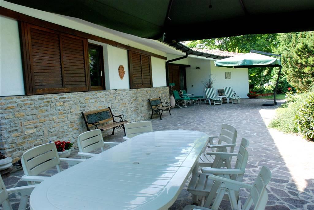Villa in Via Del Belsedere 7, Montevecchia