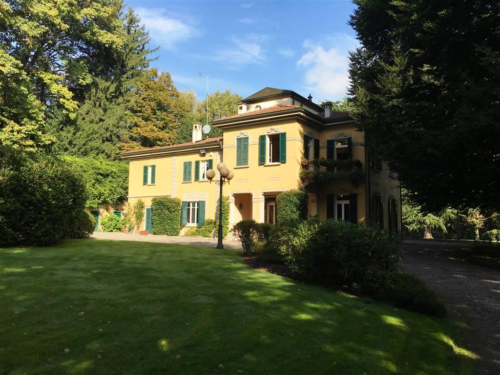 Villa in Via Pusterla, Grandate