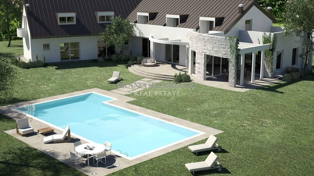 Villa in affitto a Casatenovo, 8 locali, prezzo € 6.000 | CambioCasa.it