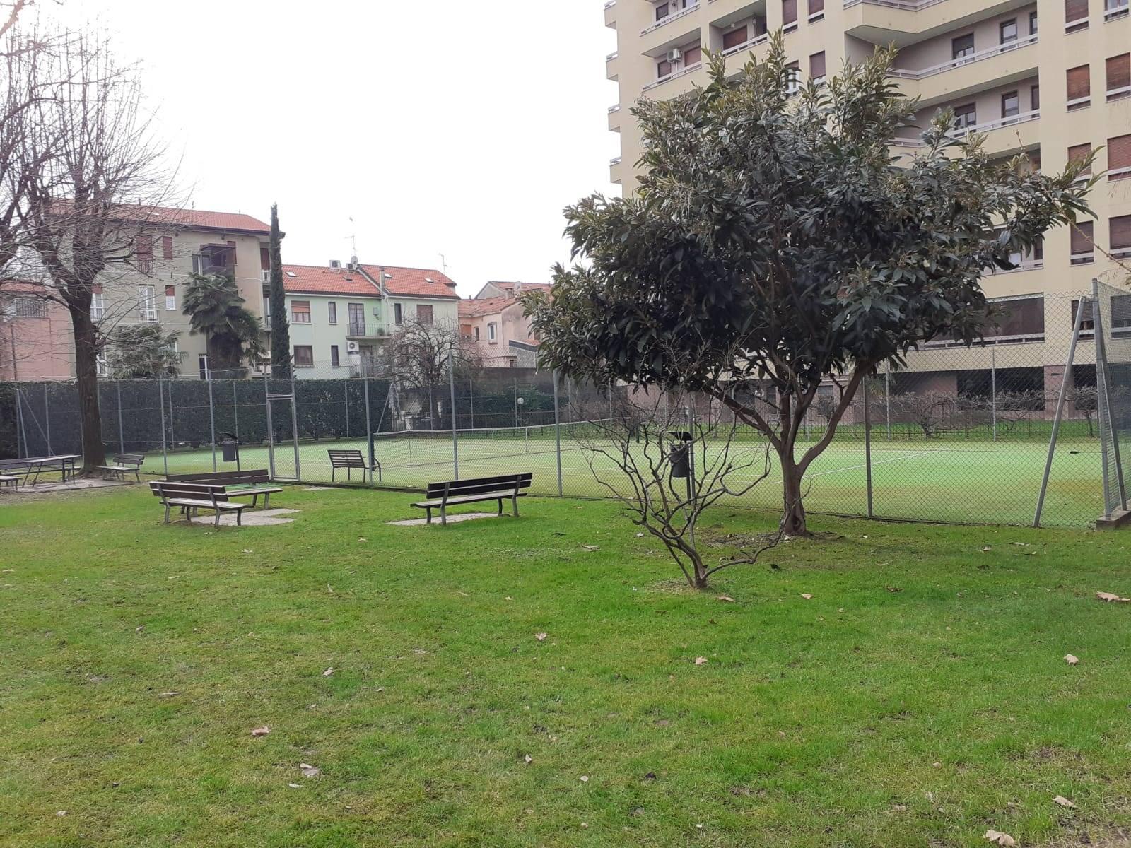 Parco condominiale