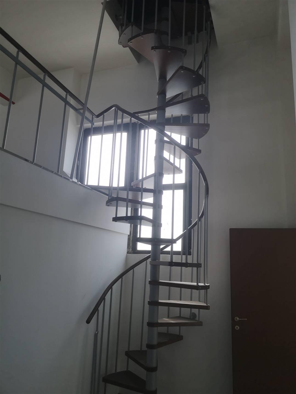 Scala per accedere terrazzo