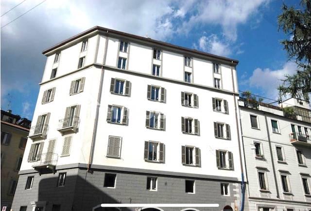 TICINESE, MILANO, Appartamento in affitto di 58 Mq, Ristrutturato, Classe energetica: B, Epi: 38,83 kwh/m2 anno, posto al piano 6°, composto da: 2