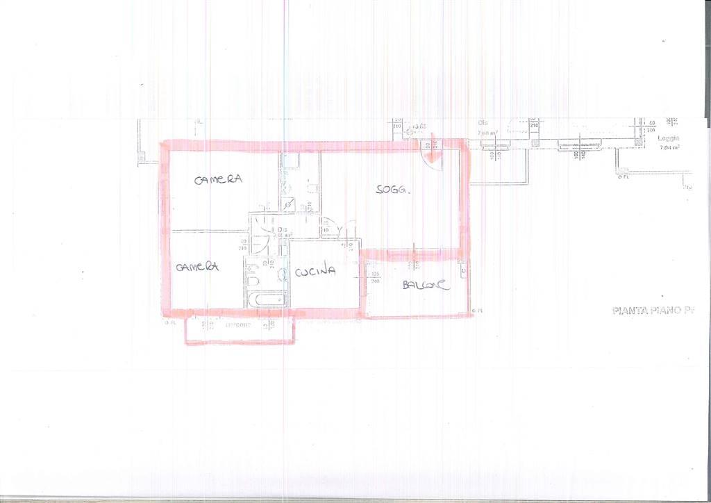 Appartamento in vendita a Pozzuolo Martesana, 3 locali, zona Zona: Trecella, prezzo € 178.000 | CambioCasa.it