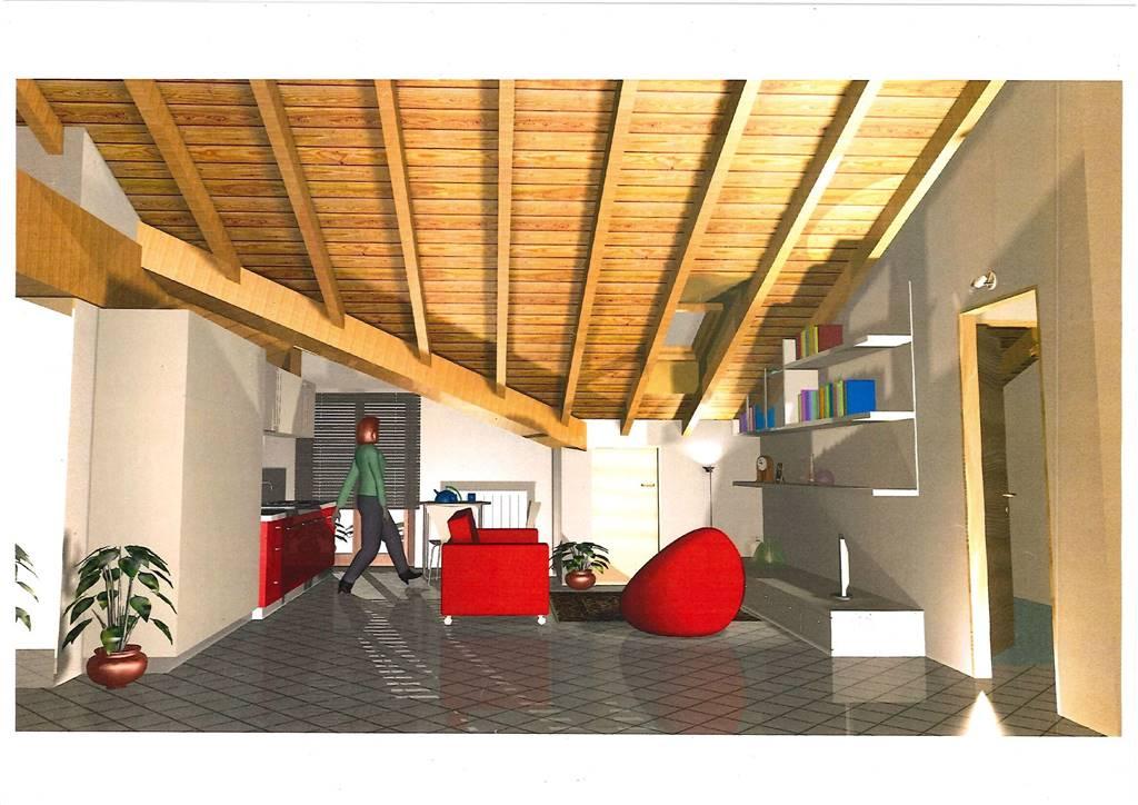 Appartamento in vendita a Pozzuolo Martesana, 1 locali, prezzo € 75.000 | CambioCasa.it