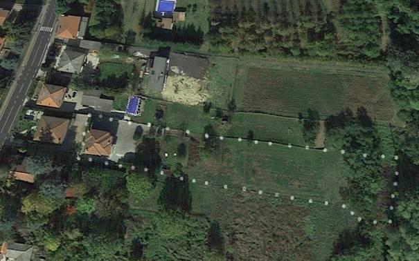Villa, Montescano