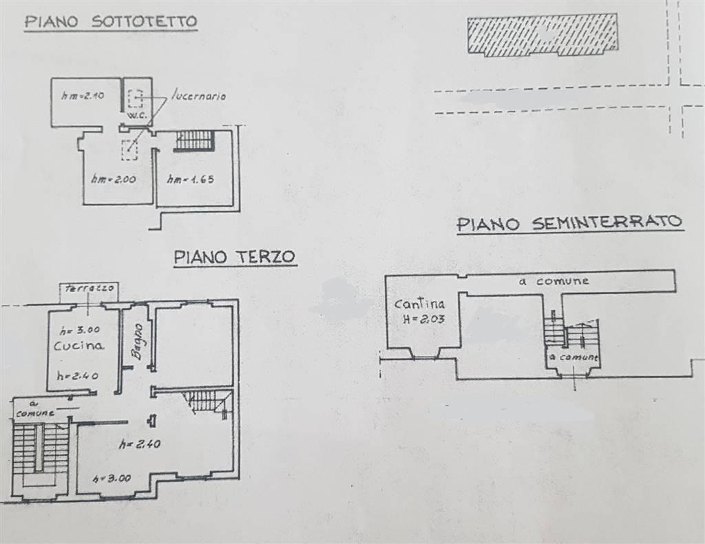 abitazione e cantina