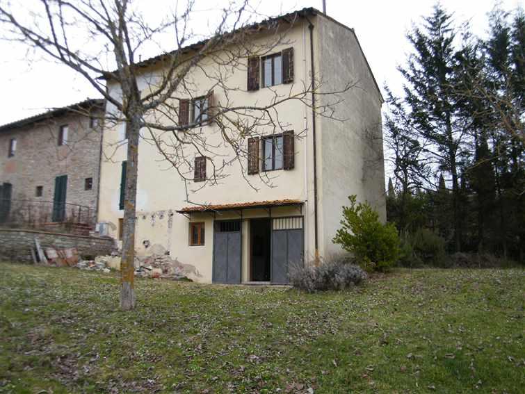Terratetto, Dudda, Greve In Chianti, da ristrutturare