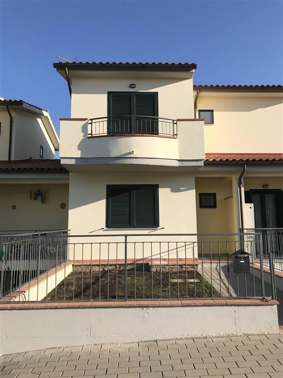 Villa a schiera, Castiglion Fibocchi, seminuova