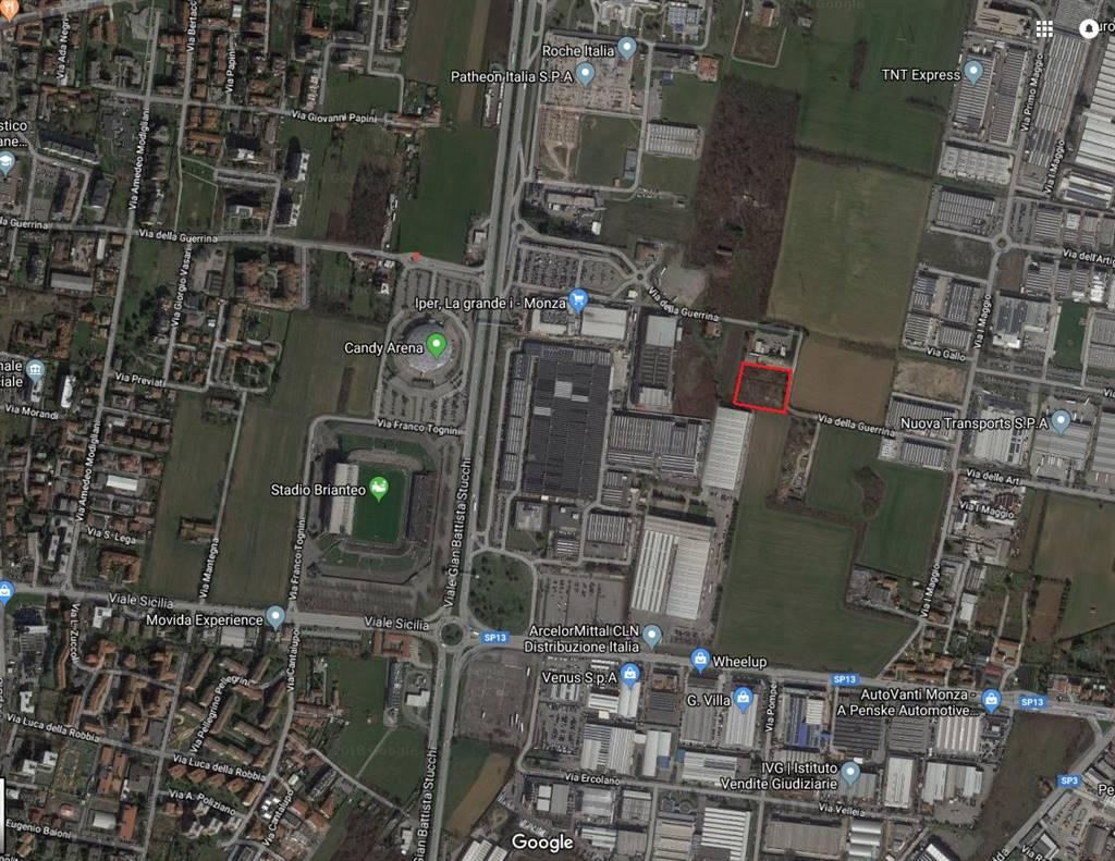 Capannone in vendita a Monza, 9999 locali, zona Località: CEDERNA, prezzo € 1.620.000 | CambioCasa.it
