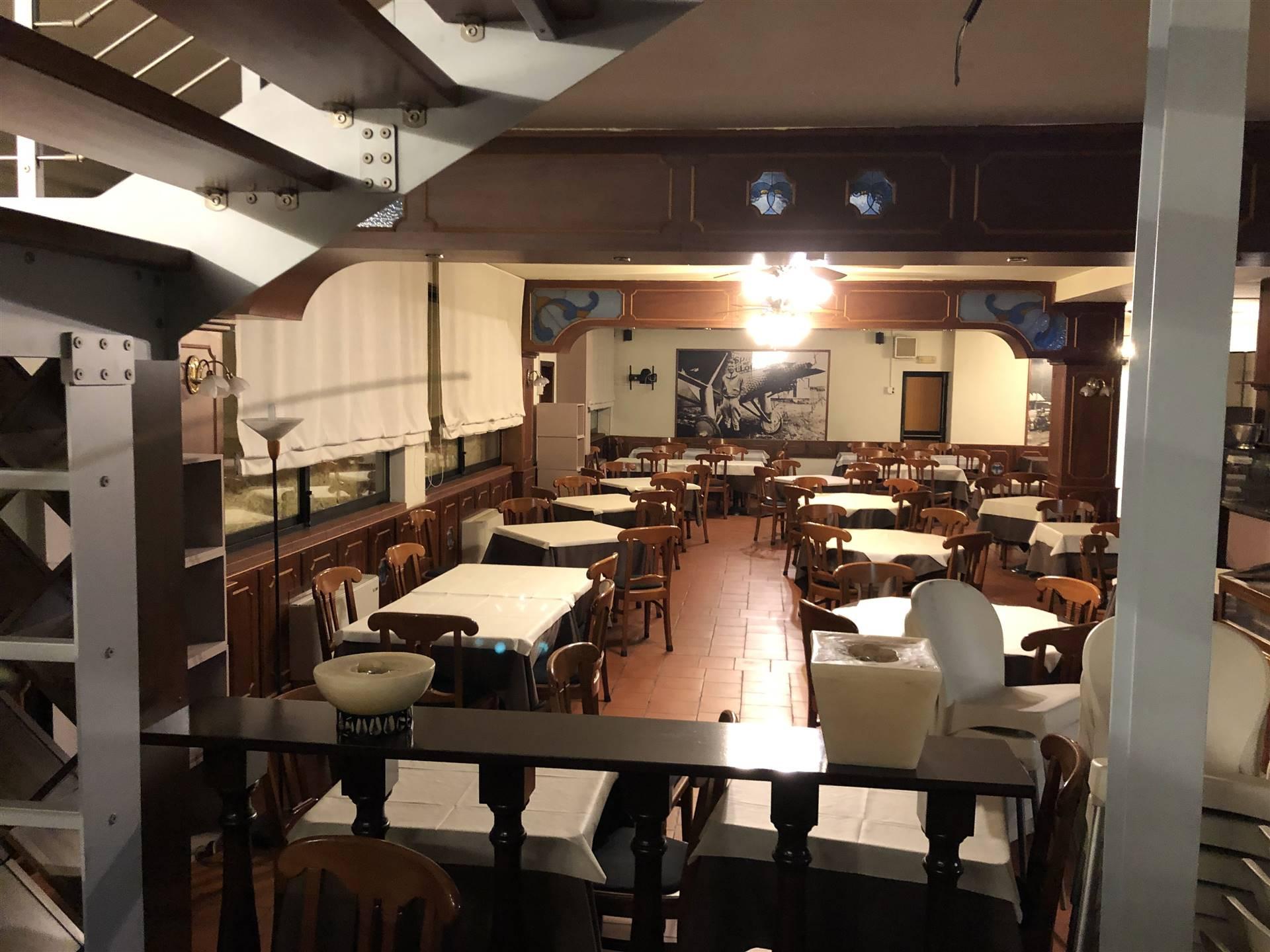 Ristorante / Pizzeria / Trattoria in affitto a Villasanta, 10 locali, prezzo € 6.000 | CambioCasa.it