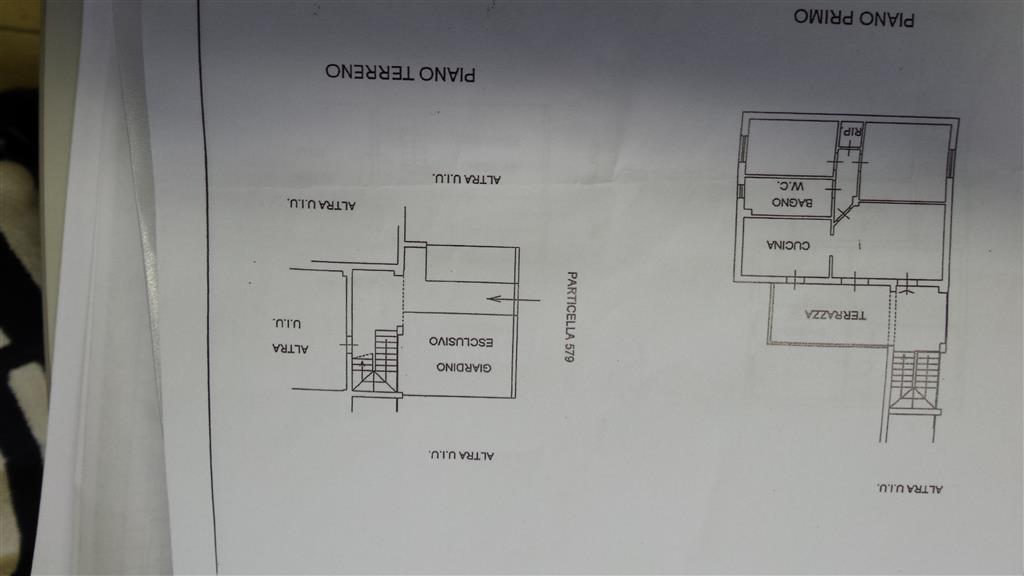Villa a schiera, Valtriano, Fauglia, in nuova costruzione