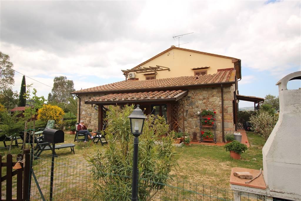 Casa semi indipendente, Pomaia, Santa Luce, ristrutturato