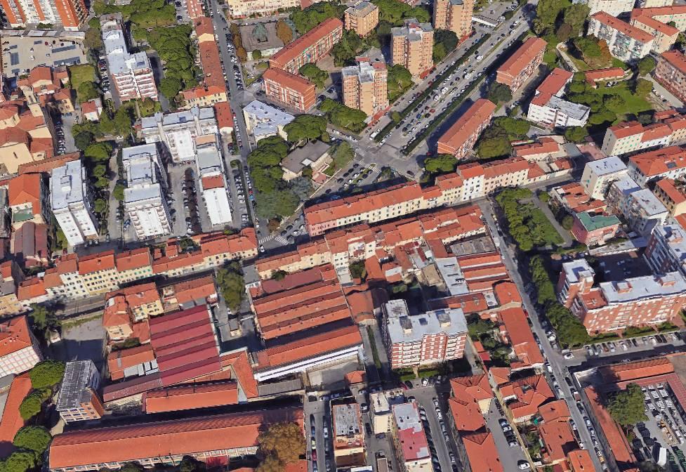 Locale commerciale, Livorno, da ristrutturare