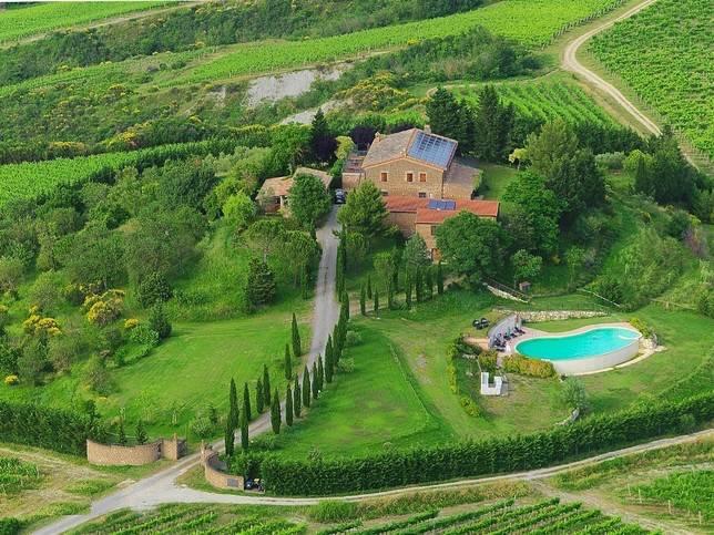 Villa, Orvieto, in ottime condizioni