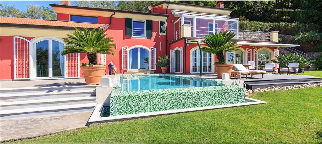 Villa, La Spezia, ristrutturata