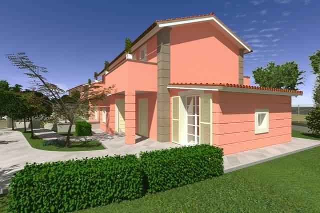 Terratetto, Livorno, in nuova costruzione