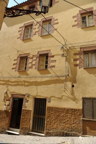 Casa semi indipendente, Ozieri, da ristrutturare