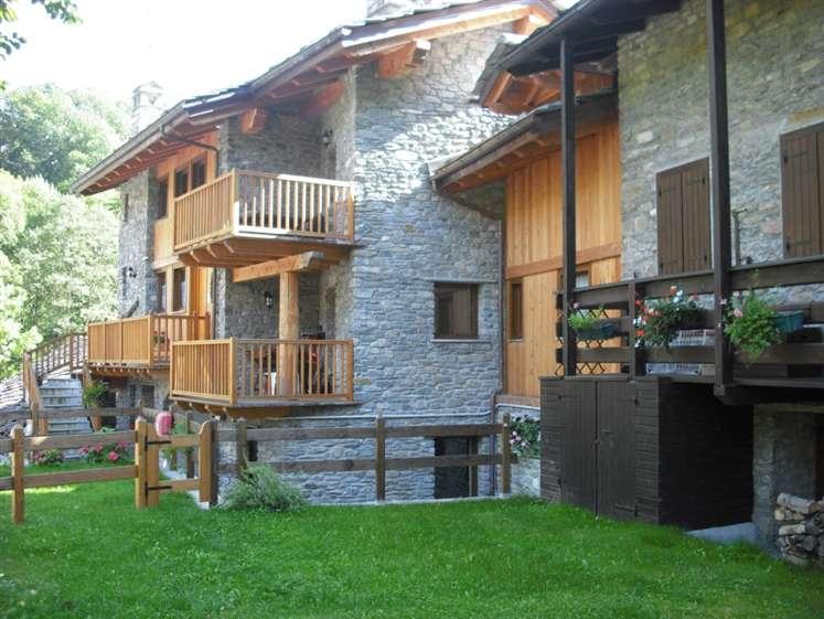 Appartamento in affitto a Prè-Saint-Didier, 2 locali, zona Zona: Champex, prezzo € 1.000 | CambioCasa.it