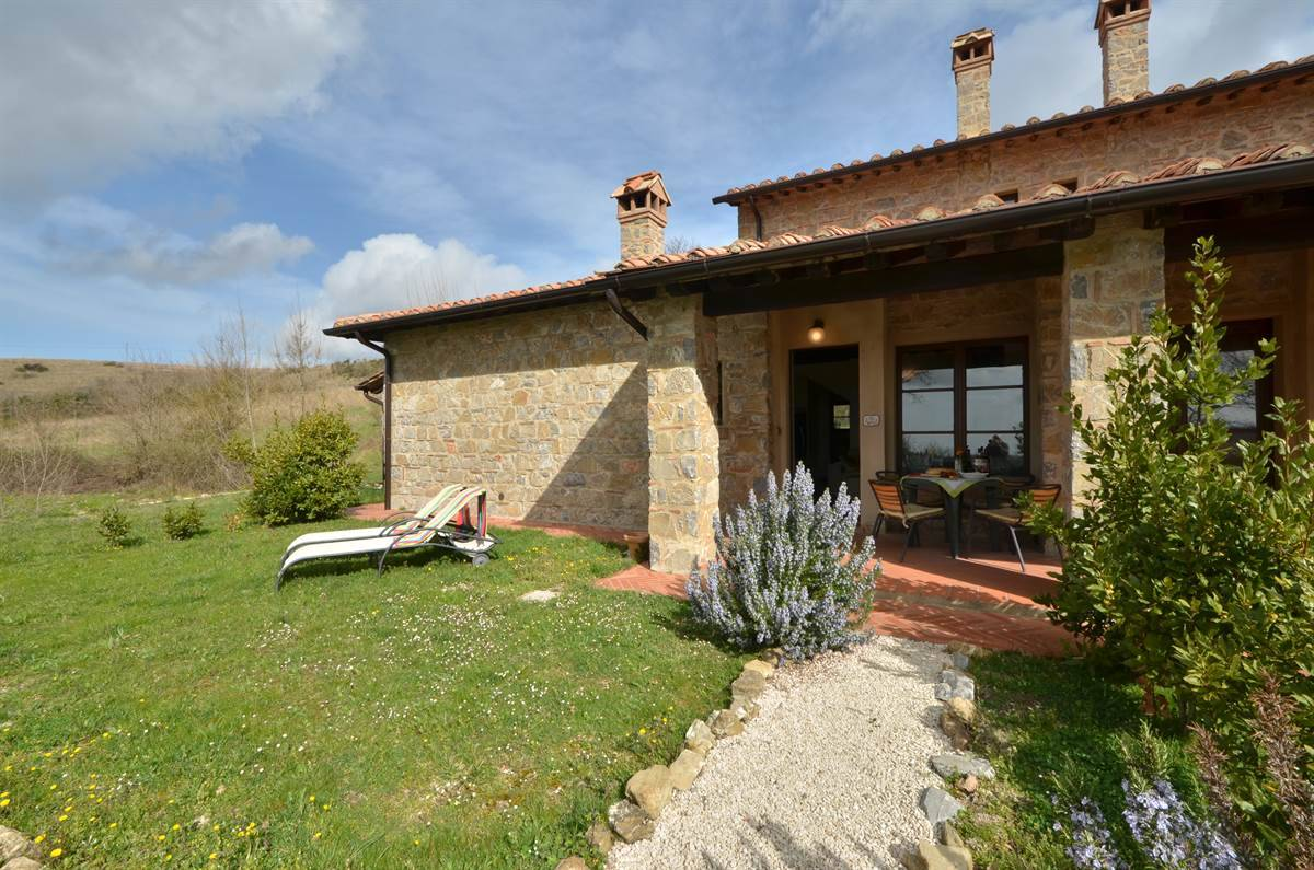 Rustico / Casale in affitto a Roccalbegna, 3 locali, zona Zona: Triana, prezzo € 4.720 | CambioCasa.it