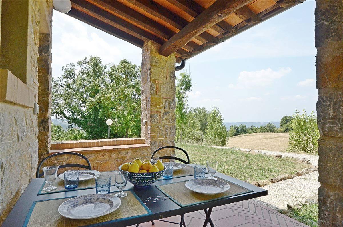 Rustico / Casale in affitto a Roccalbegna, 2 locali, zona Zona: Triana, Trattative riservate | CambioCasa.it