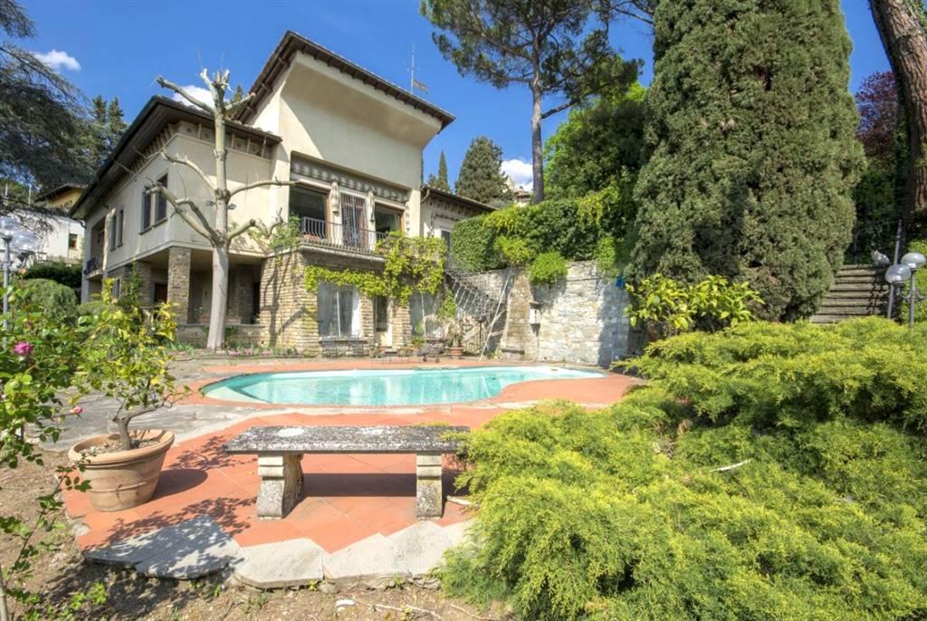 Villa in Vendita a Fiesole