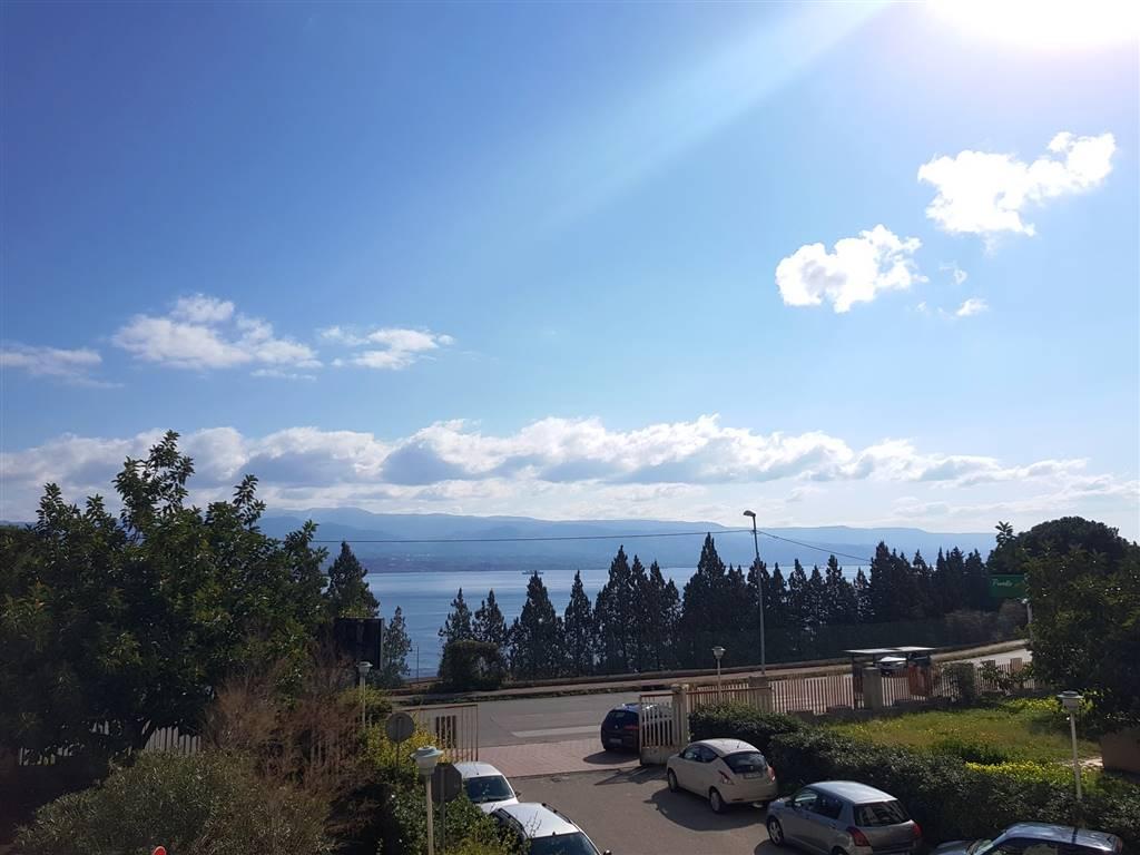 Quadrilocale, Via C. Pompea,panoramica, Messina, in ottime condizioni