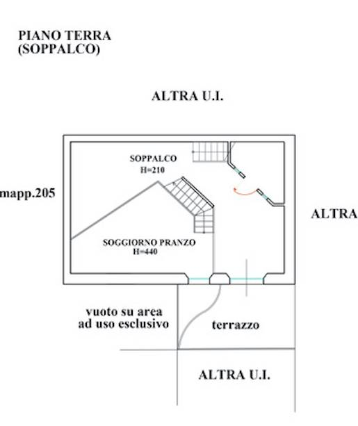 Planimetria - Rif. Ennio