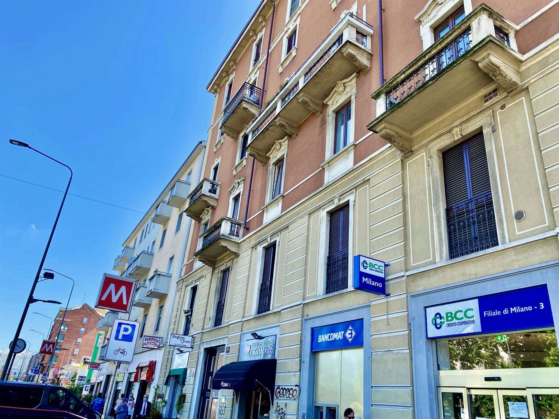 MONZA, MILANO, Apartment for rent of 50 Sq. mt., Restored, Heating Individual heating system, Energetic class: G, Epi: 175 kwh/m2 year, placed at 5°