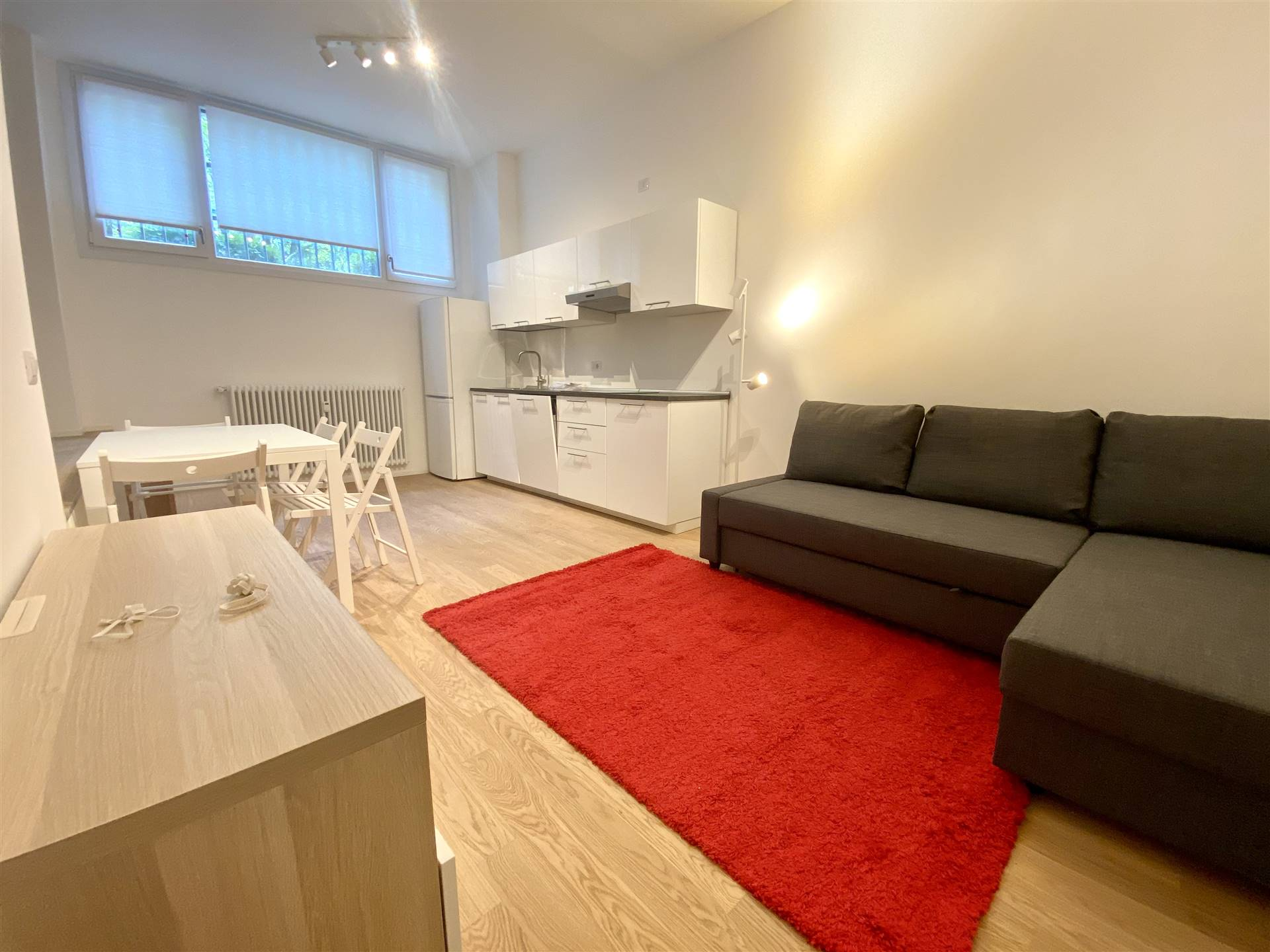 DE ANGELI, MILANO, Apartment for sale of 56 Sq. mt., Restored, Heating Centralized, Energetic class: D, Epi: 34,26 kwh/m2 year, placed at Basement on