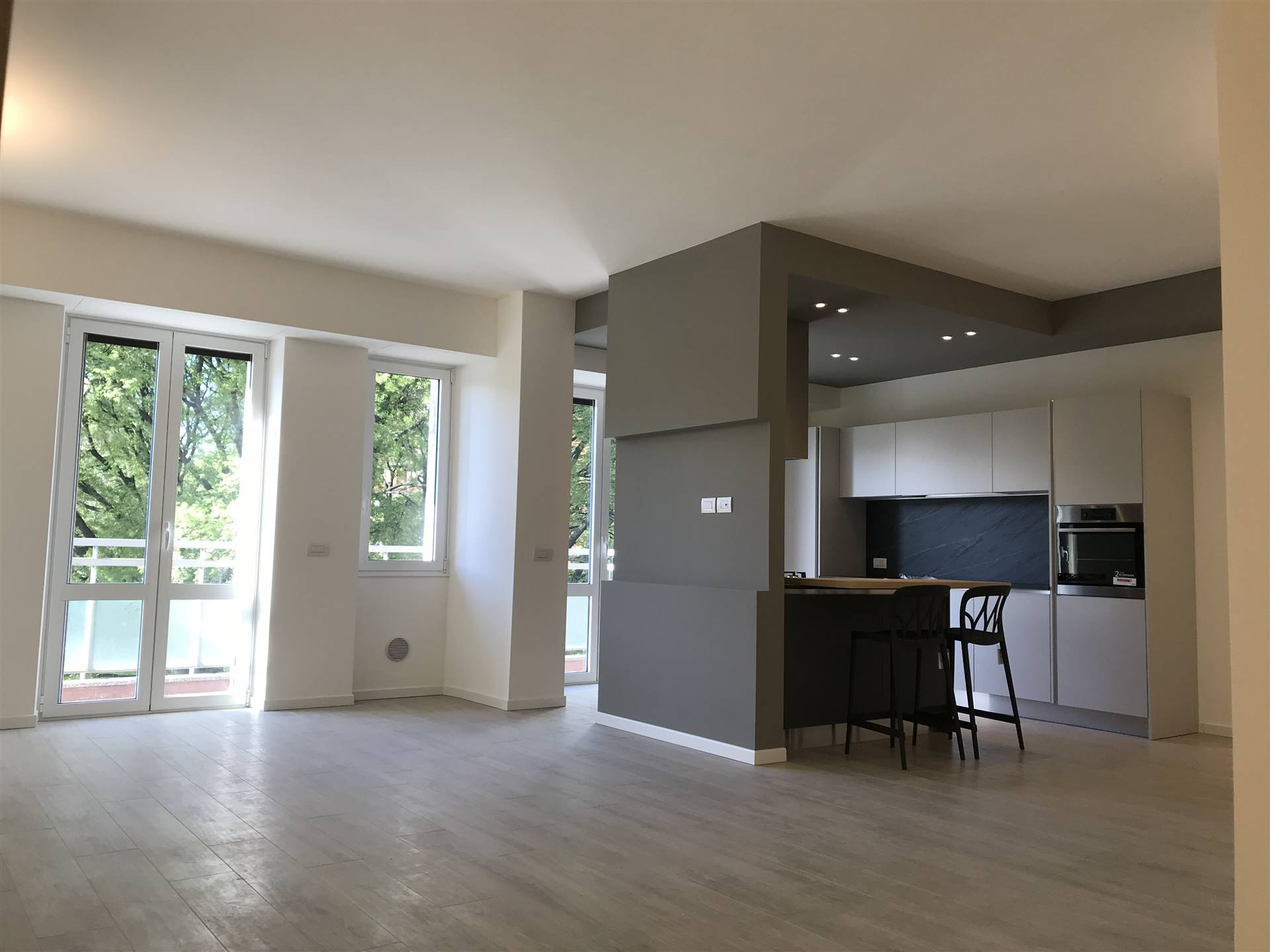 MARTINI, MILANO, Apartment for rent of 113 Sq. mt., Restored, Heating Centralized, Energetic class: G, Epi: 171,04 kwh/m2 year, placed at 2° on 8, composed by: 3 Rooms, Show cooking, , 2 Bedrooms, 2