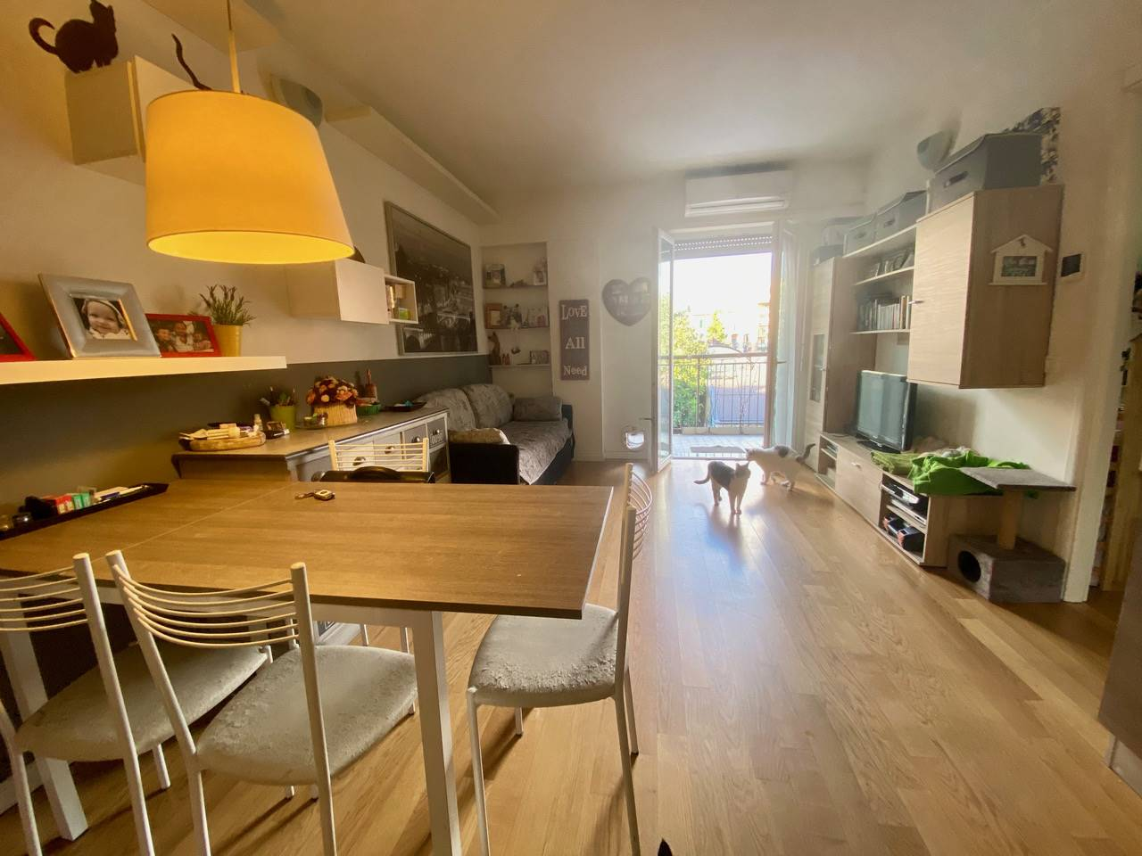 ESPINASSE, MILANO, Apartment for sale of 51 Sq. mt., Restored, Heating Individual heating system, Energetic class: G, Epi: 175 kwh/m2 year, placed at