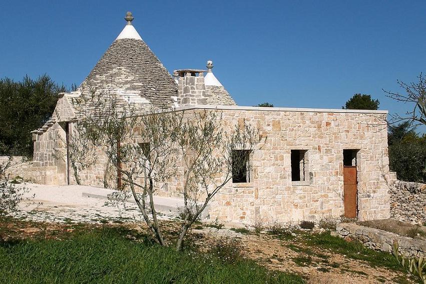 Rustico casale, Alberobello, ristrutturato