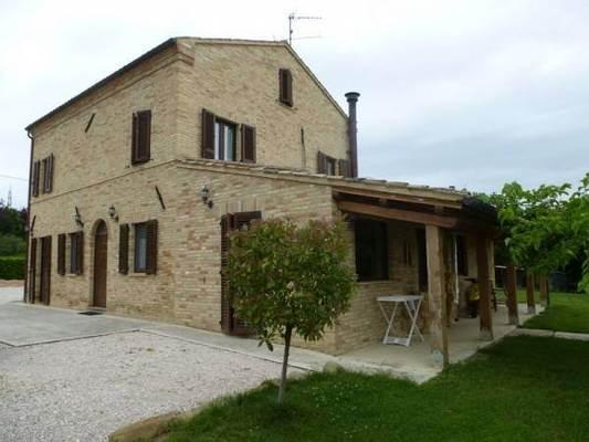Villa, Loro Piceno, in ottime condizioni