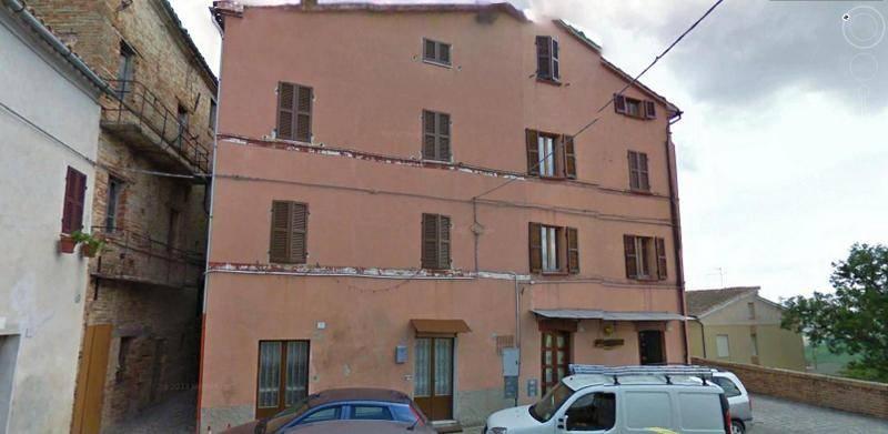 Casa semi indipendente, Colmurano, ristrutturato