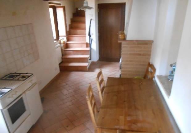 Casa semi indipendente, San Severino Marche, ristrutturato