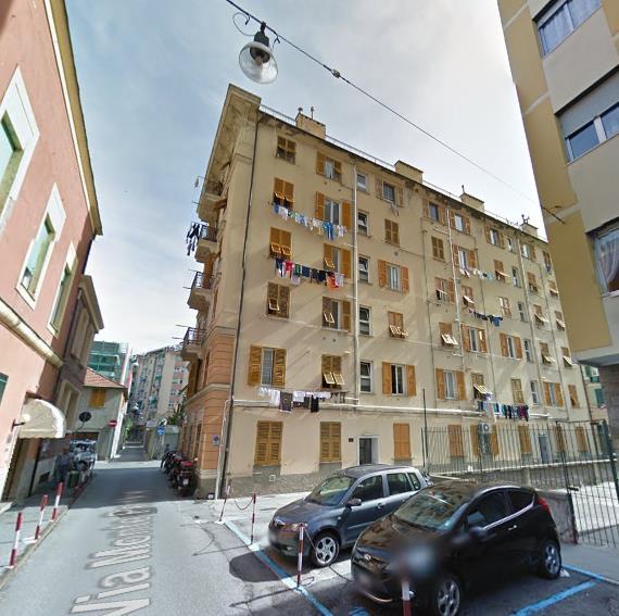 Vendita appartamento via monte pertica 25 11 bolzaneto for Accensione riscaldamento genova 2017