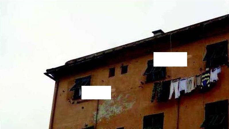 Vendita appartamento largo g mugnaini 5 8 rivarolo for Accensione riscaldamento genova 2017