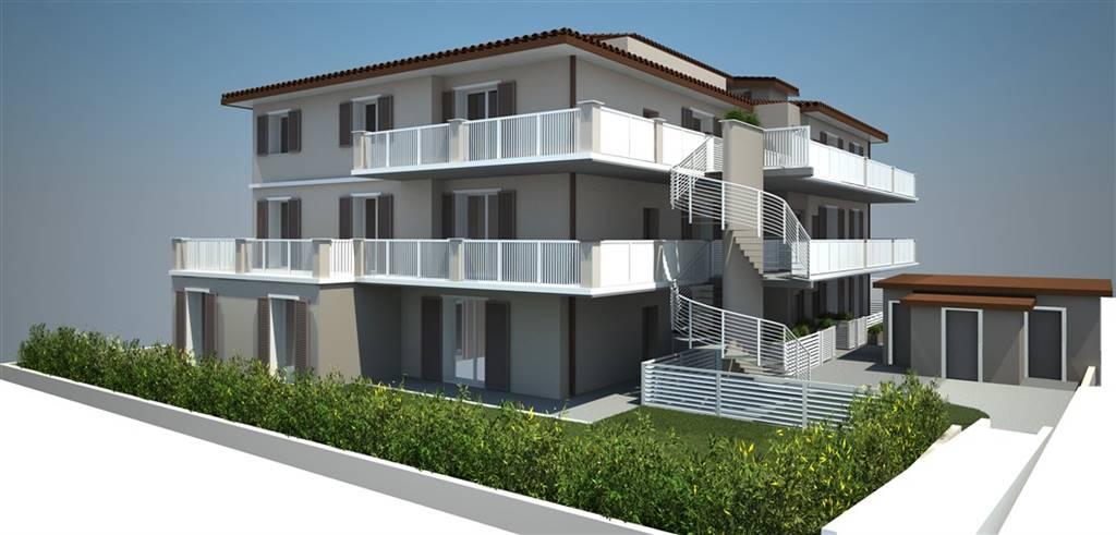 Appartamento in vendita a Montignoso, 3 locali, zona Zona: Cinquale, Trattative riservate | CambioCasa.it
