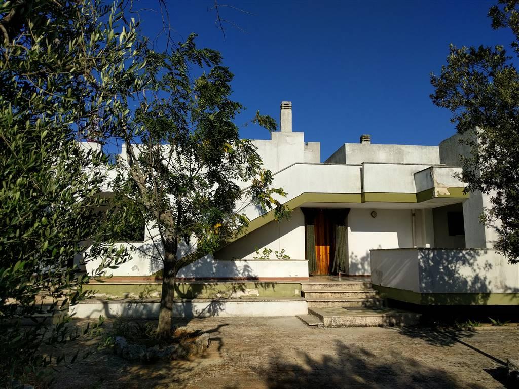 Villa, Monopoli, da ristrutturare