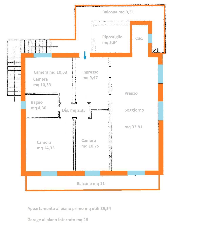AppartamentoaCATTOLICA